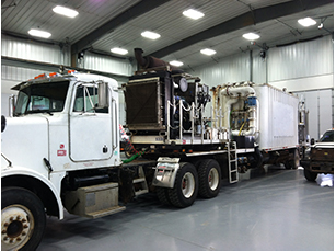 Fracking Trucks - Mobile Fluid Power Solutions
