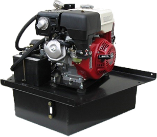 Custom Gas Power Unit