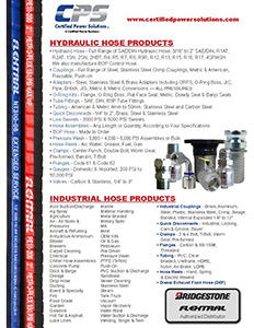 Hydraulic & Industrial Hose Products PDF