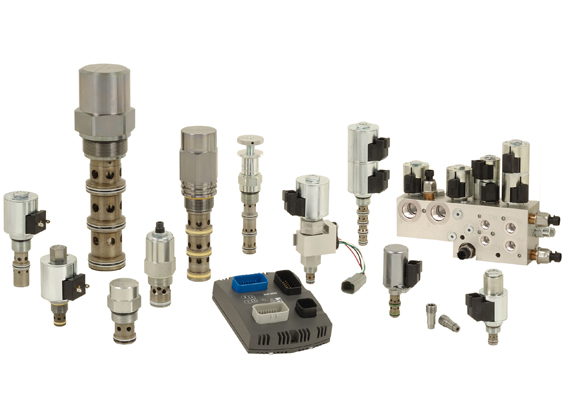 HydraForce Hydraulic Cartridge Valves