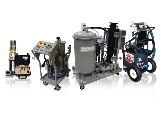 Schroeder Industries Filters & Filtration Products