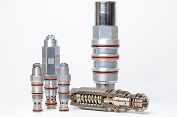 Sun Hydraulics Screw-In Cartridge Valves