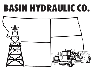Basin Hydraulic Co Logo