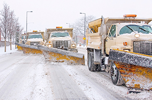 Hydraulic Applications - Snow & Ice Trucks