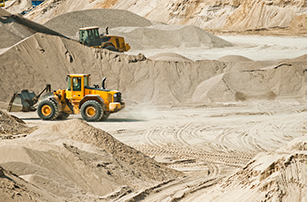 Hydraulic Applications - Construction Equipment