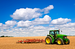 Hydraulic Applications - Agricultural Equipment