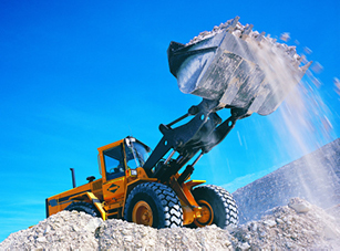 Hydraulic Applications - Mining Equipment