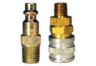 Flextral Pneumatic QDs - Industrial Adapters