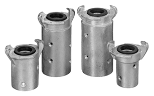 Flextral Sandblast Couplings & Fittings