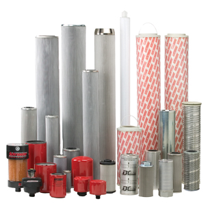Schroeder and Parker Hydraulic Filters