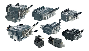 Mobile and Industrial Sectional Valves