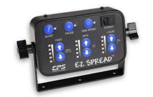 EZ Spread™ electronic spreader control system control unit used by snowplow trucks for snow and ice removal
