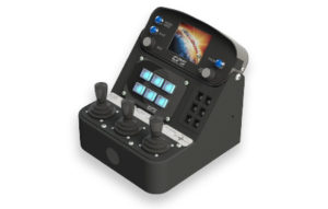 MDC™ integrated plow and spreader control system used by snowplow trucks for snow and ice removal